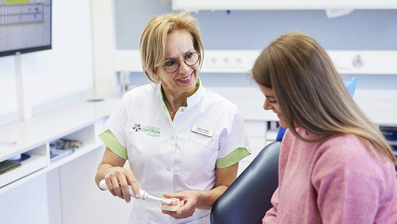 Al bij het eerste tandje naar de tandarts? Drie redenen